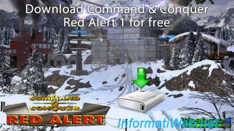 C & C Red Alert 1 - Download Free and Legal