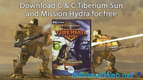 C & C Tiberium Sun - Free and legal download