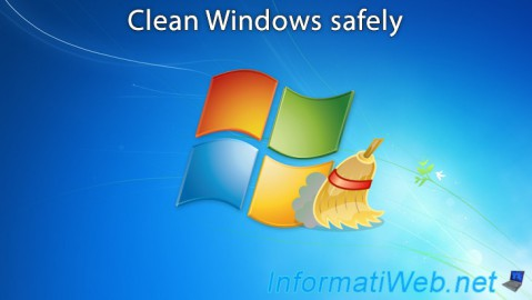 Clean Windows safely