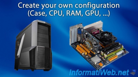 Create your own PC configuration