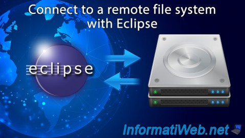Eclipse - Connect to a remote file system