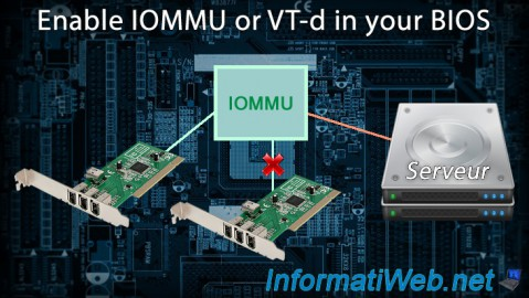 Enable IOMMU or VT-d in your motherboard BIOS