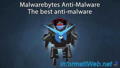 Malwarebytes Anti-Malware - The best anti-malware