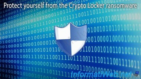 Protect yourself from the Crypto Locker ransomware