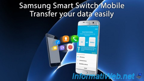 Samsung Smart Switch Mobile - Transfer your data easily