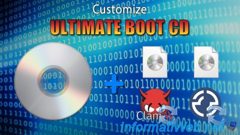 UBCD - Customize Ultimate Boot CD