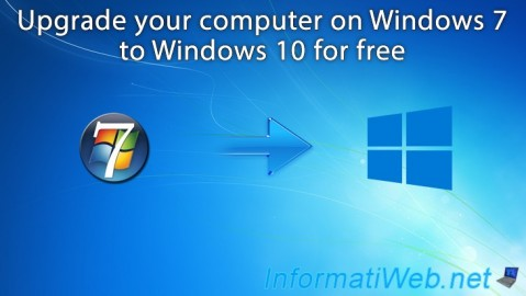Upgrade from Windows 7 to Windows 10 (free)
