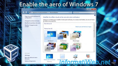 Enable the Windows 7 aero in a VirtualBox  6.0 / 5.2 virtual machine