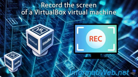 VirtualBox - Record the virtual machine screen