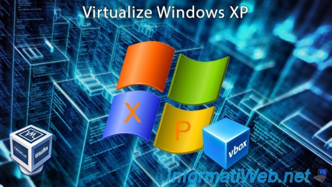 VirtualBox - Virtualize Windows XP
