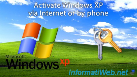 Windows XP - Activation